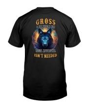 GROSS Rule Classic T-Shirt back