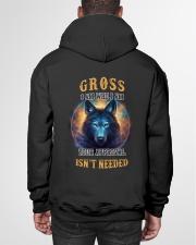 GROSS Rule Hooded Sweatshirt garment-hooded-sweatshirt-back-01