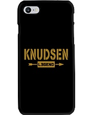 Knudsen Legend Phone Case thumbnail