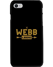 Webb Legend Phone Case tile