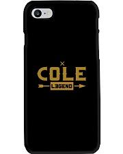Cole Legend Phone Case thumbnail