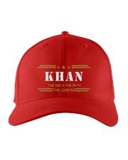 KHAN Embroidered Hat tile
