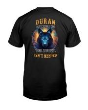 DURAN Rule Classic T-Shirt thumbnail
