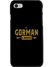 Gorman Legend Phone Case thumbnail