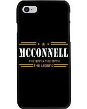 MCCONNELL Phone Case tile