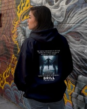 BRILL Storm Hooded Sweatshirt lifestyle-unisex-hoodie-back-1
