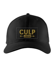 Culp Legend Embroidered Hat front