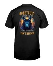 HONEYCUTT Rule Classic T-Shirt thumbnail