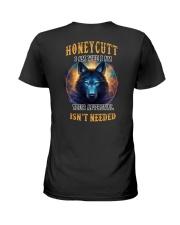 HONEYCUTT Rule Ladies T-Shirt thumbnail