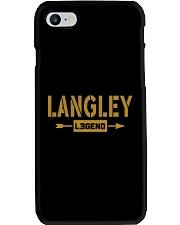 Langley Legend Phone Case tile
