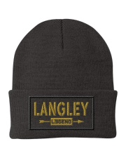 Langley Legend Knit Beanie front