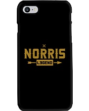Norris Legend Phone Case thumbnail
