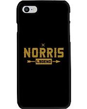 Norris Legend Phone Case tile