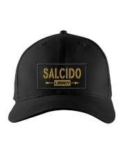 Salcido Legacy Embroidered Hat front