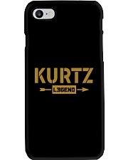 Kurtz Legend Phone Case tile