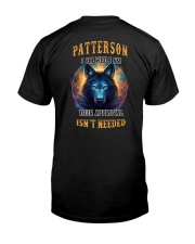 PATTERSON Rule Classic T-Shirt thumbnail