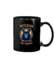 PATTERSON Rule Mug thumbnail