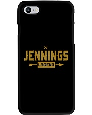 Jennings Legend Phone Case tile