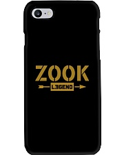 Zook Legend Phone Case thumbnail