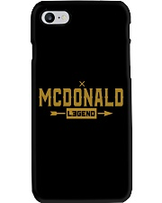 Mcdonald Legend Phone Case thumbnail