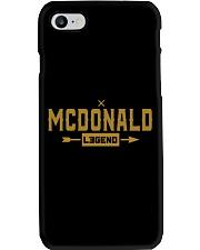 Mcdonald Legend Phone Case tile