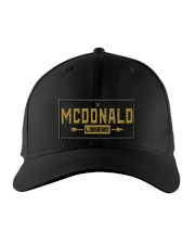 Mcdonald Legend Embroidered Hat thumbnail