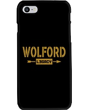 Wolford Legacy Phone Case tile