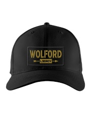 Wolford Legacy Embroidered Hat front