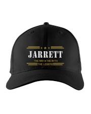 JARRETT Embroidered Hat front