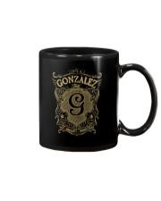 GONZALEZ 03 Mug thumbnail