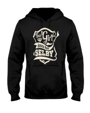 SELBY with love Hooded Sweatshirt tile