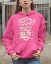 SELBY with love Hooded Sweatshirt apparel-hooded-sweatshirt-lifestyle-07