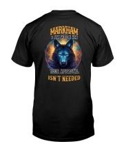 MARKHAM Rule Classic T-Shirt thumbnail