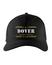 DOVER Embroidered Hat front