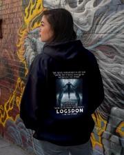 LOGSDON Storm Hooded Sweatshirt lifestyle-unisex-hoodie-back-1