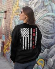 Solis 001 Crewneck Sweatshirt lifestyle-unisex-sweatshirt-back-2