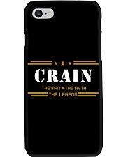 CRAIN  Phone Case tile