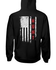 HUNT 01 Hooded Sweatshirt back