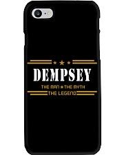 DEMPSEY Phone Case thumbnail