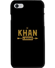 Khan Legend Phone Case tile