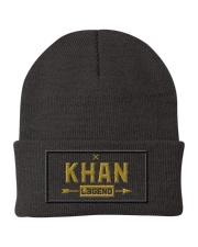 Khan Legend Knit Beanie front