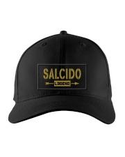 Salcido Legend Embroidered Hat front