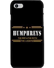 HUMPHREYS Phone Case thumbnail