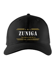 ZUNIGA Embroidered Hat front