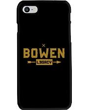 Bowen Legacy Phone Case tile