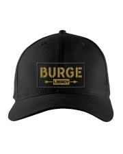 Burge Legacy Embroidered Hat front
