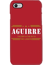 AGUIRRE Phone Case tile