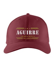 AGUIRRE Embroidered Hat tile