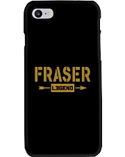 Fraser Legend Phone Case tile