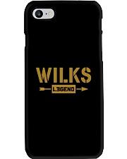 Wilks Legend Phone Case thumbnail
